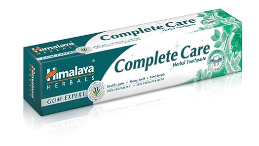 Himalaya Complete Care kruidentandpasta zonder fluoride