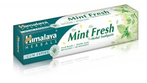 Himalaya Mint Fresh kruidentandpasta zonder fluoride