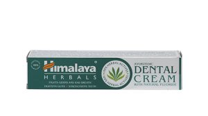 Himalaya Dental Cream Tandpasta met natuurlijke fluoride