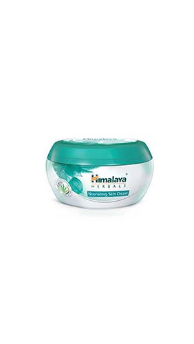 Himalaya Nourishing Skin Cream is een lichte, niet vettige crème voor dagelijks gebruik.