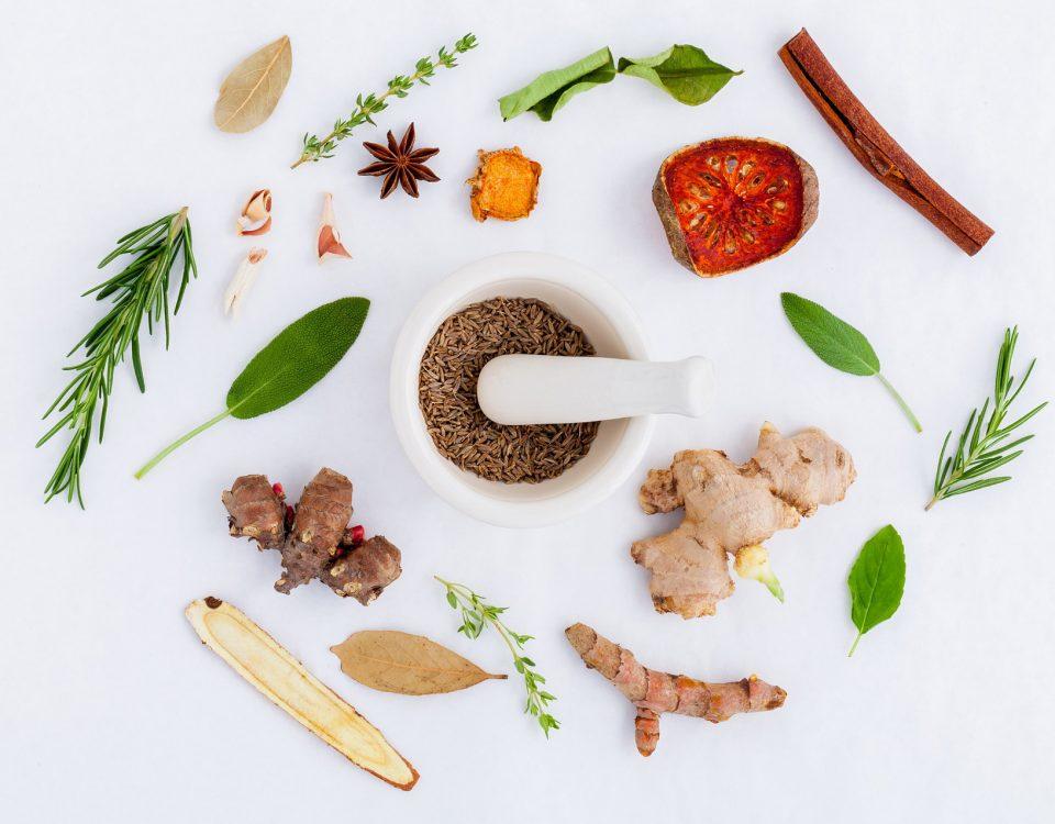 Ayurvedische kruiden - Himalaya Herbals