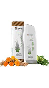 Balancing Face Wash Neem & Tumeric- Himalaya Herbals