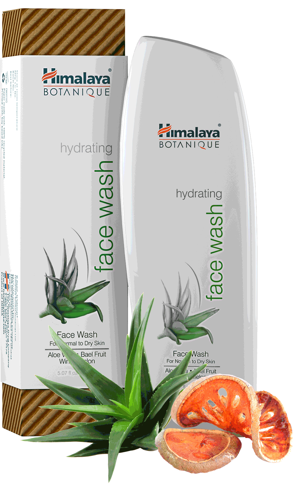 Hydrating Face Wash Aloe Vera - Himalaya Herbals